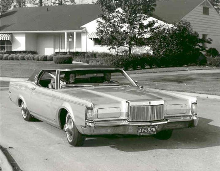 1969+lincoln+continental+mark+iii