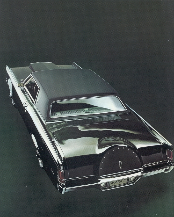 69 Lincoln Mark 3: Lincoln Lovers: Which Is Your Favorite Mark? (convertible